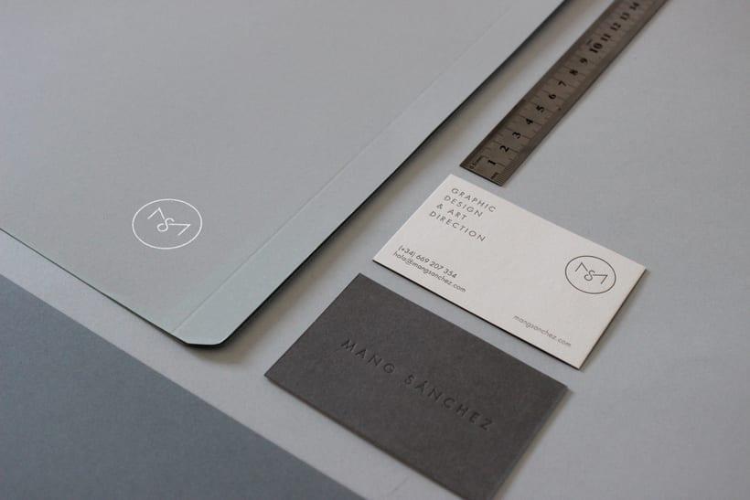 M  A  N  G  ·  Self branding project 3