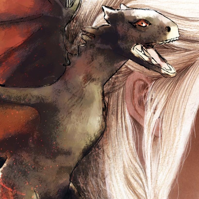 Juego de tronos: Daenerys 1