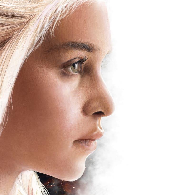 Juego de tronos: Daenerys 2