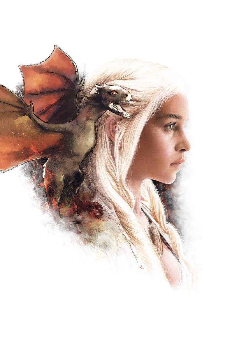 Juego de tronos: Daenerys 0