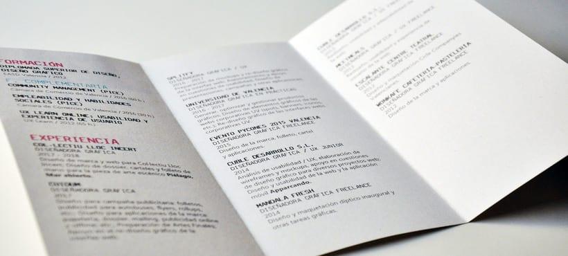 Marca personal & CV 5