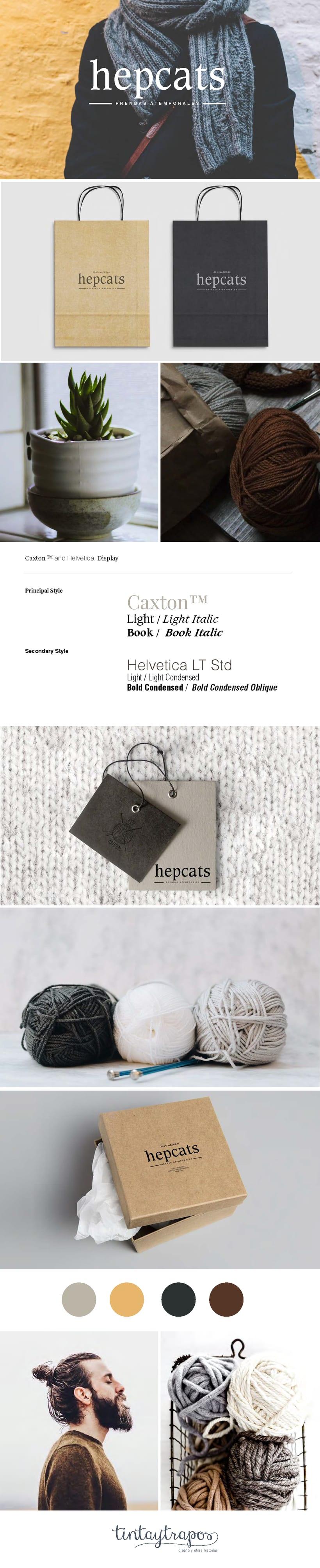 Hepcats: Prendas atemporales 1