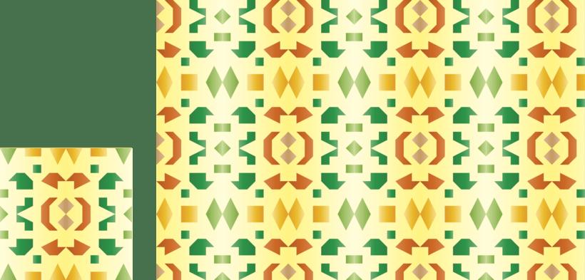 Mi Proyecto del curso: Pattern Design analógico y digital -1