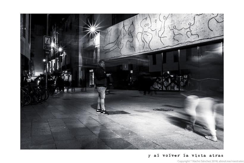 Caminante. Imágenes para el poema nº. XXIX Proverbios y Cantares, de Antonio Machado. Serie de 11 fotos. 5