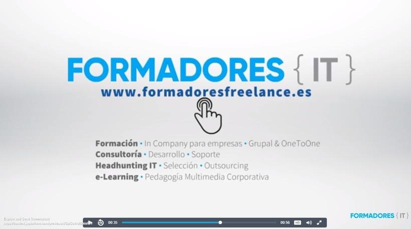 Video Presentación Consultoría y formación Sharepoint 0