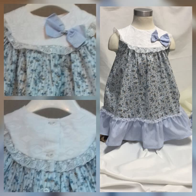 Confección de ropa de niñ@s 2
