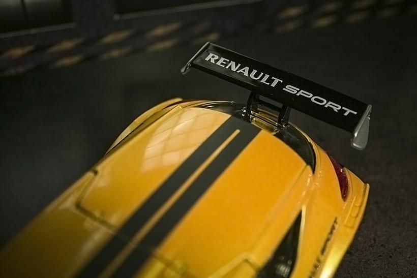 Renault Megane Trophy - Diecast 1