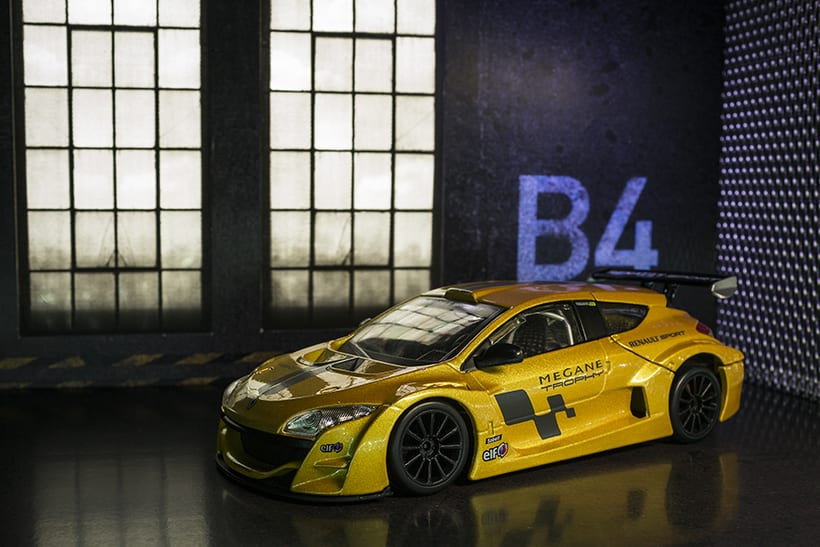 Renault Megane Trophy - Diecast 0