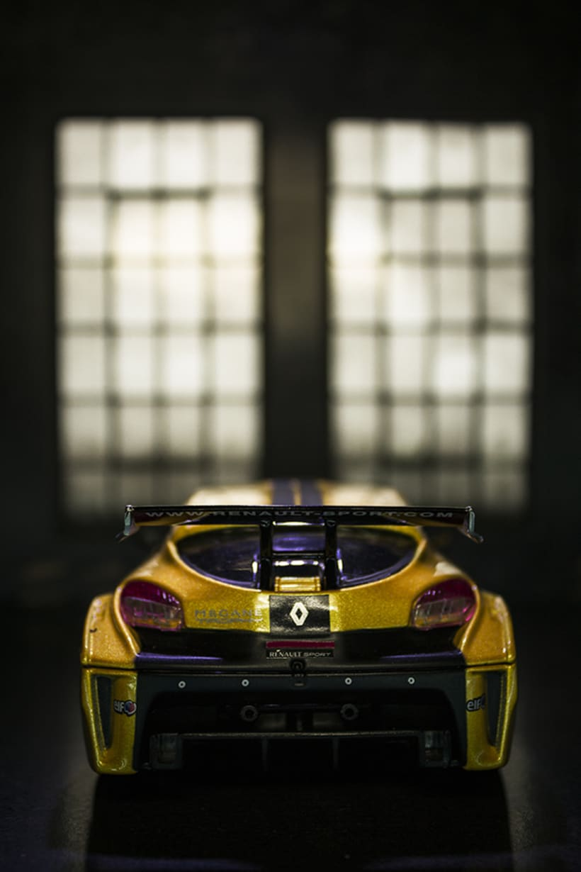 Renault Megane Trophy - Diecast 4