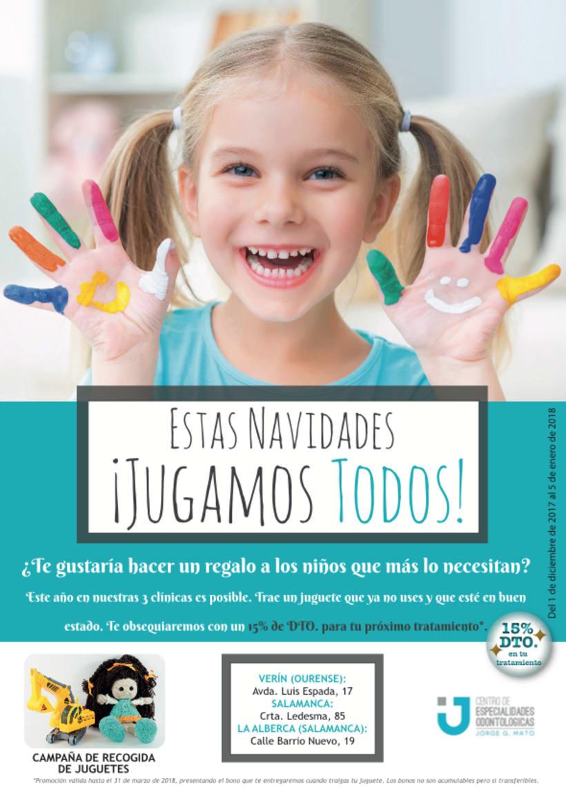 Campaña de Publicidad para Clínica Dental 0