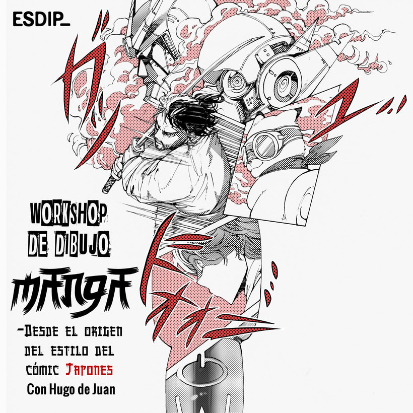 Taller de Dibujo Manga 1