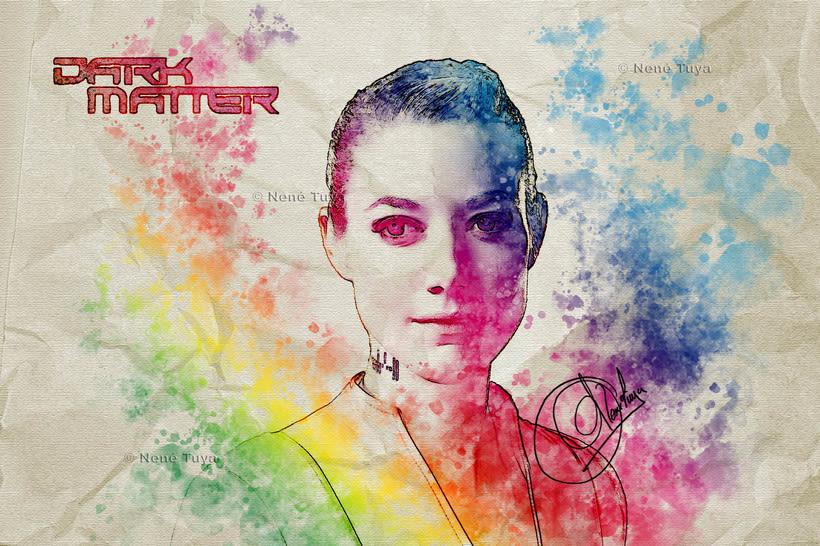 Digital Art (Watercolors) 4
