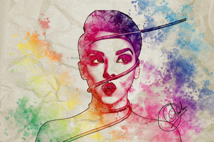 Digital Art (Watercolors) 8