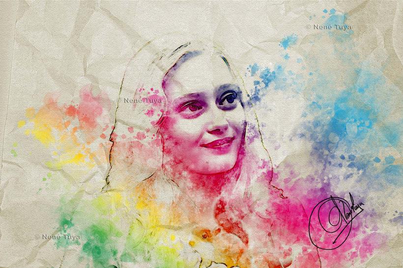 Digital Art (Watercolors) 10