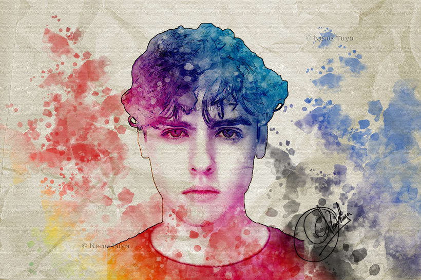 Digital Art (Watercolors) 14