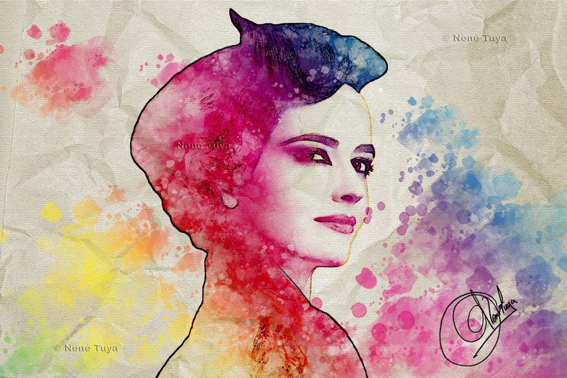 Digital Art (Watercolors) 16
