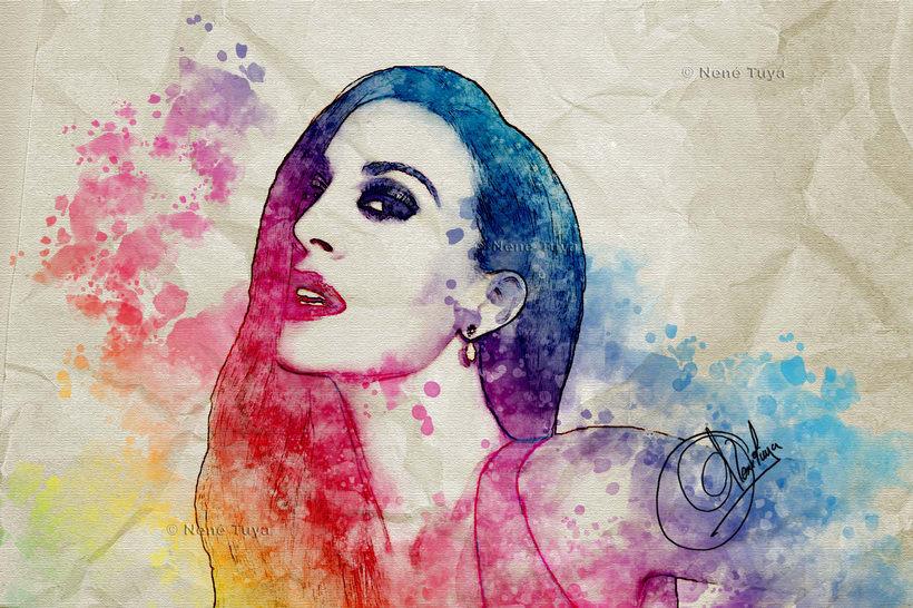 Digital Art (Watercolors) 18