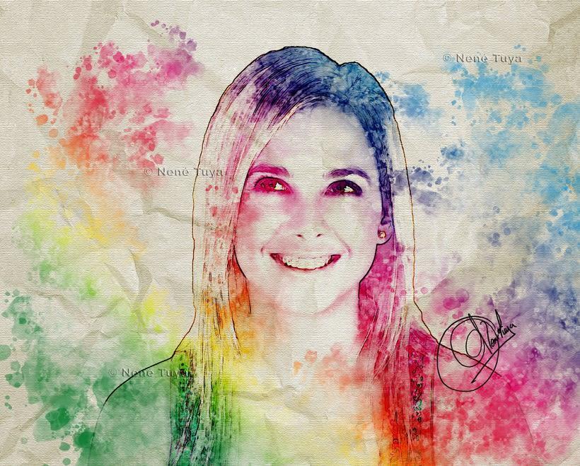 Digital Art (Watercolors) 26