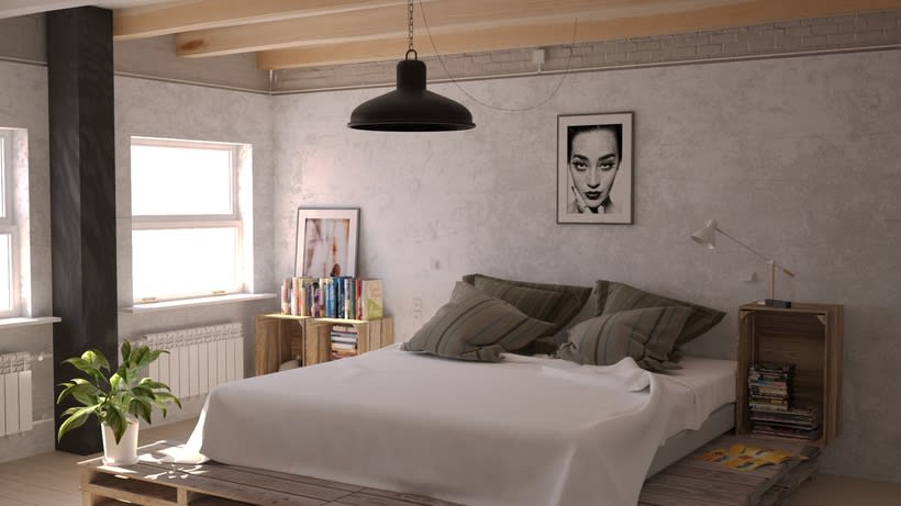 Dormitorio -1