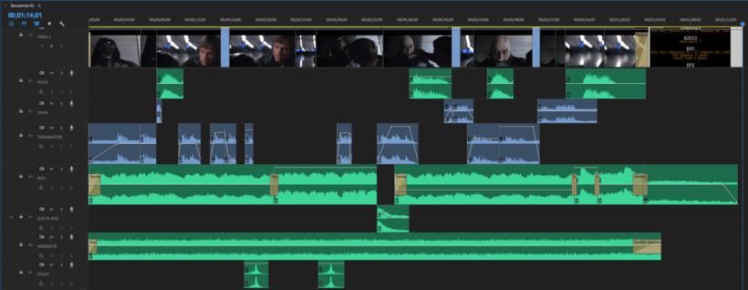 Mi Proyecto del curso: Montaje audiovisual profesional con Adobe Premiere Pro 9