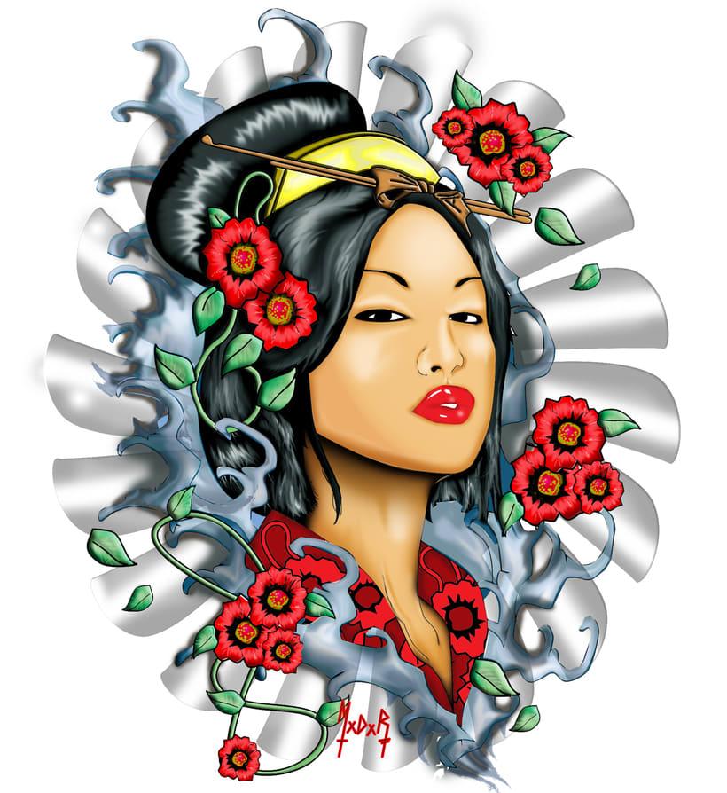 Geishas 0