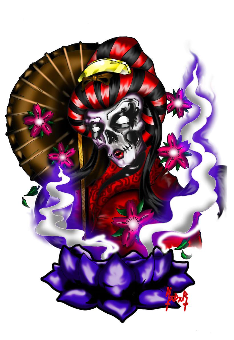 Geishas 1