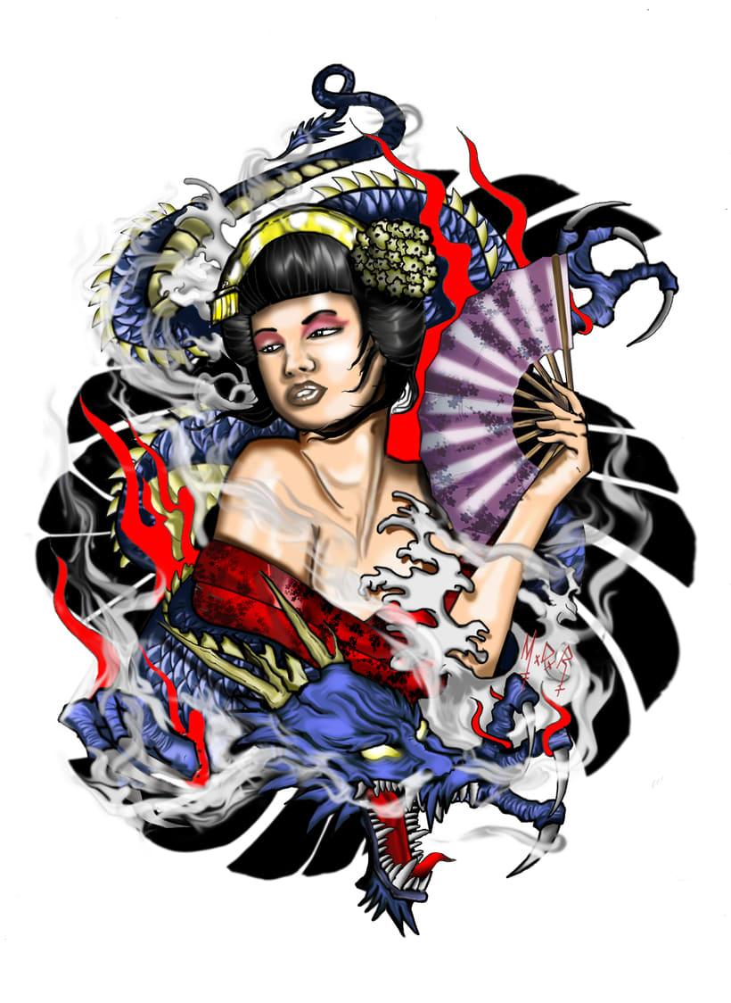 Geishas 2