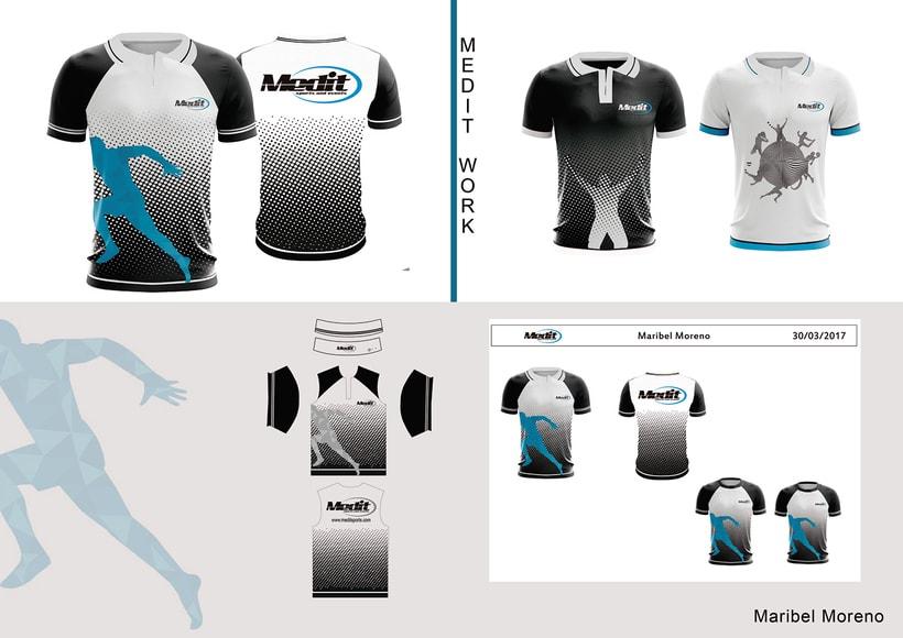 Sport T-shirt 0