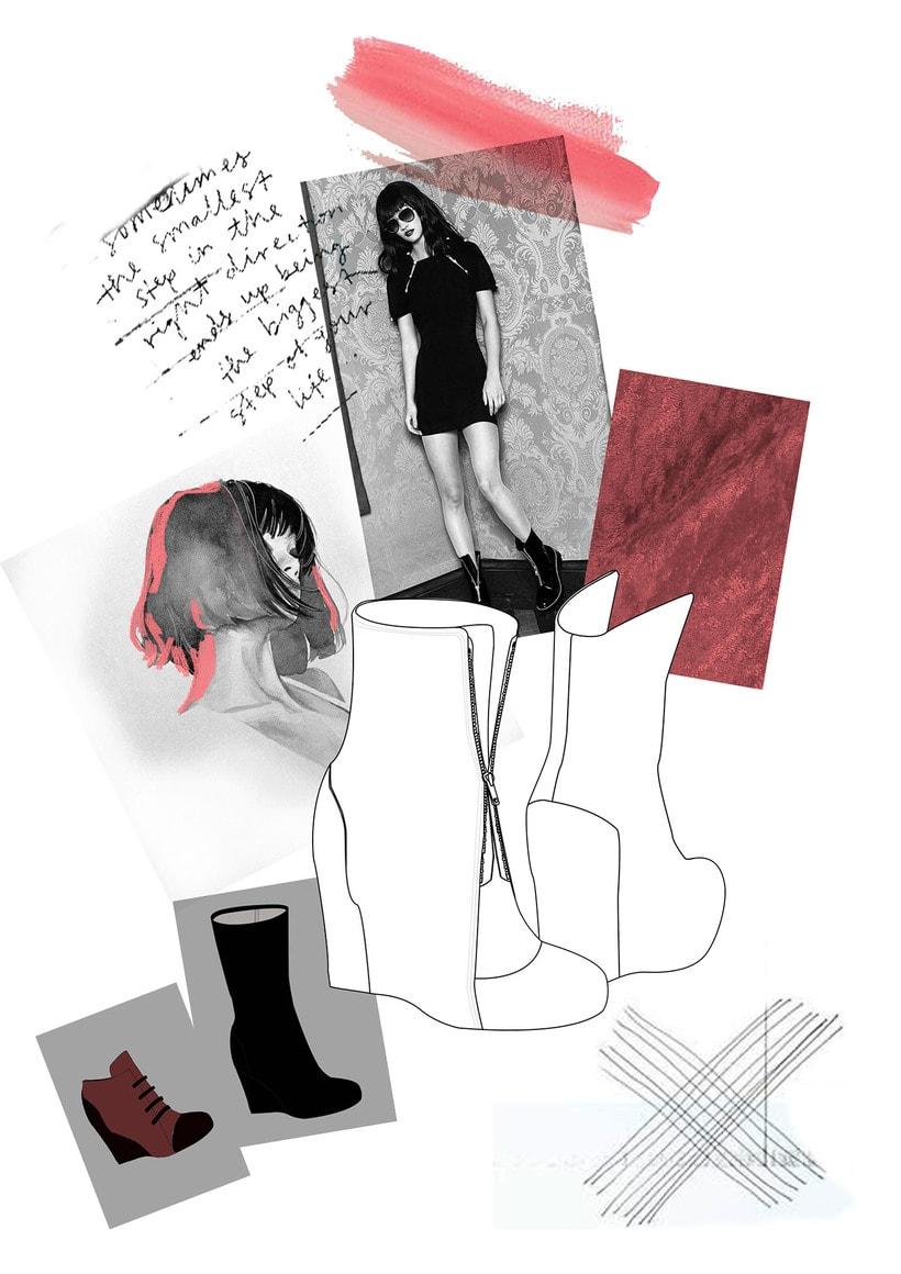 Shoes design 2