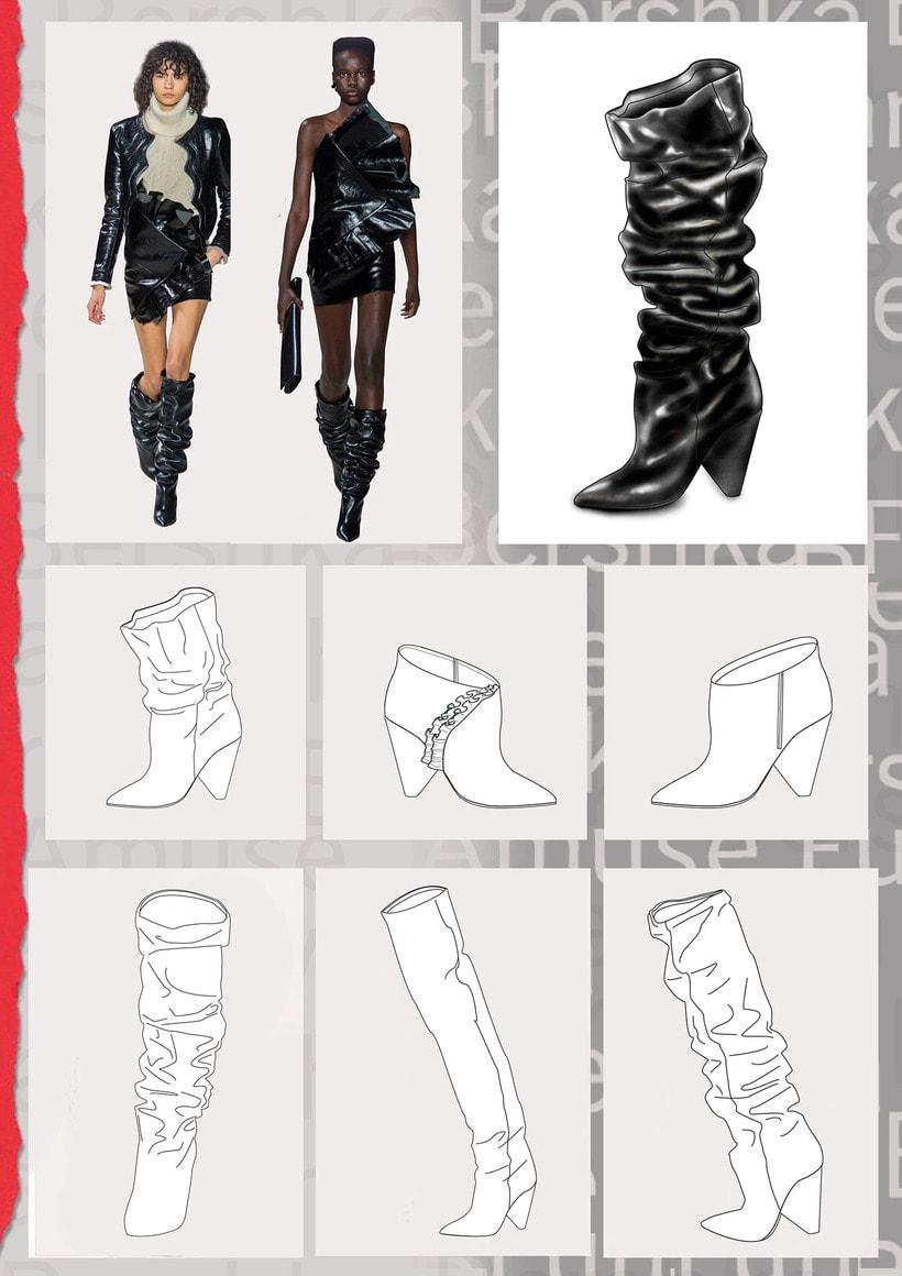 Shoes design 3