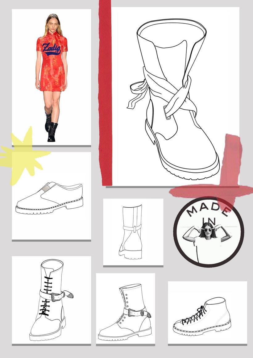Shoes design 5