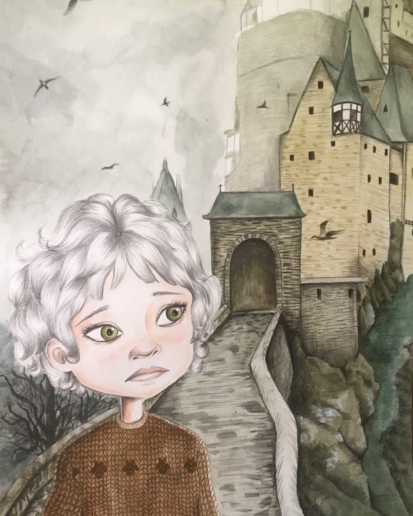 Ilustración infantil 0