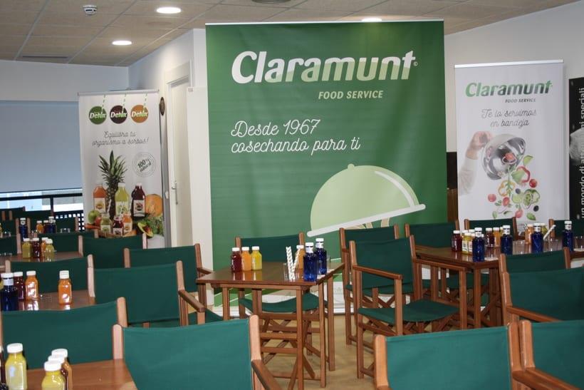Diseño etiquetas Detox para Claramunt 13