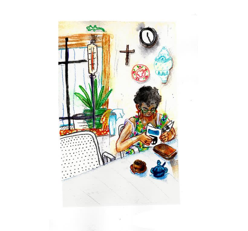 Ilustración infantil • Acuarela 5