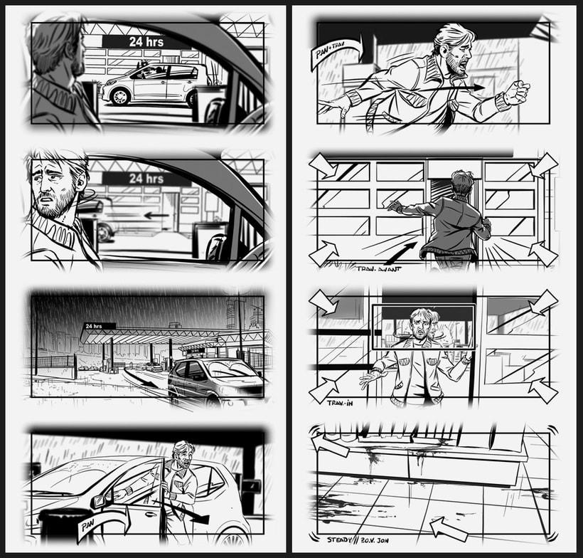 El Aviso - Storyboards 6