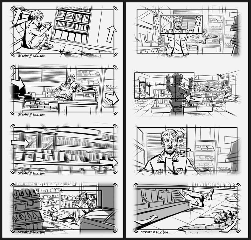 El Aviso - Storyboards 7