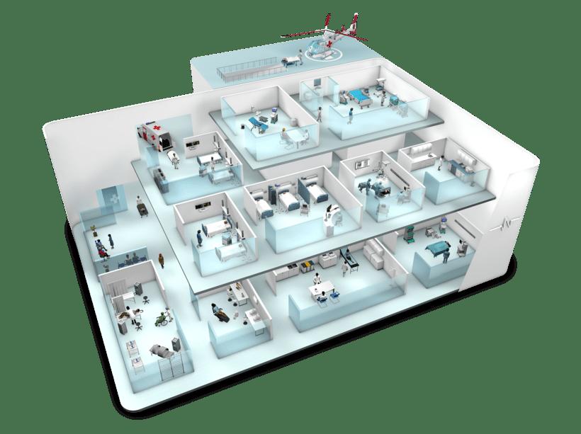 Mapa y escenarios 3D para web Insanex -1