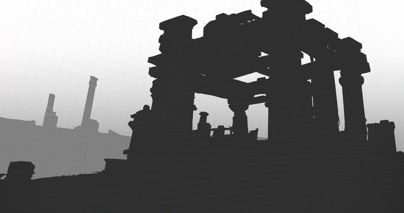 Mi Proyecto del curso:   Concept art para videojuegos AAA 5