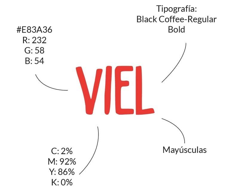 Viel - Desarrollo de marca 5