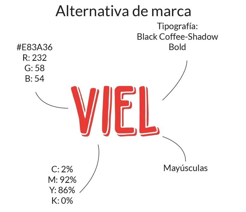 Viel - Desarrollo de marca 6