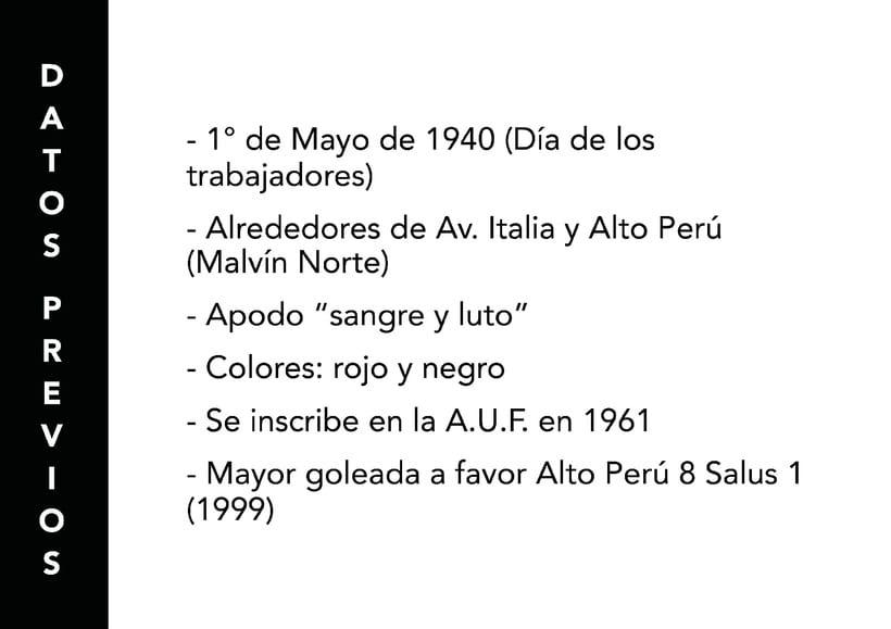 C. A. Alto Perú - Rediseño de escudo 1