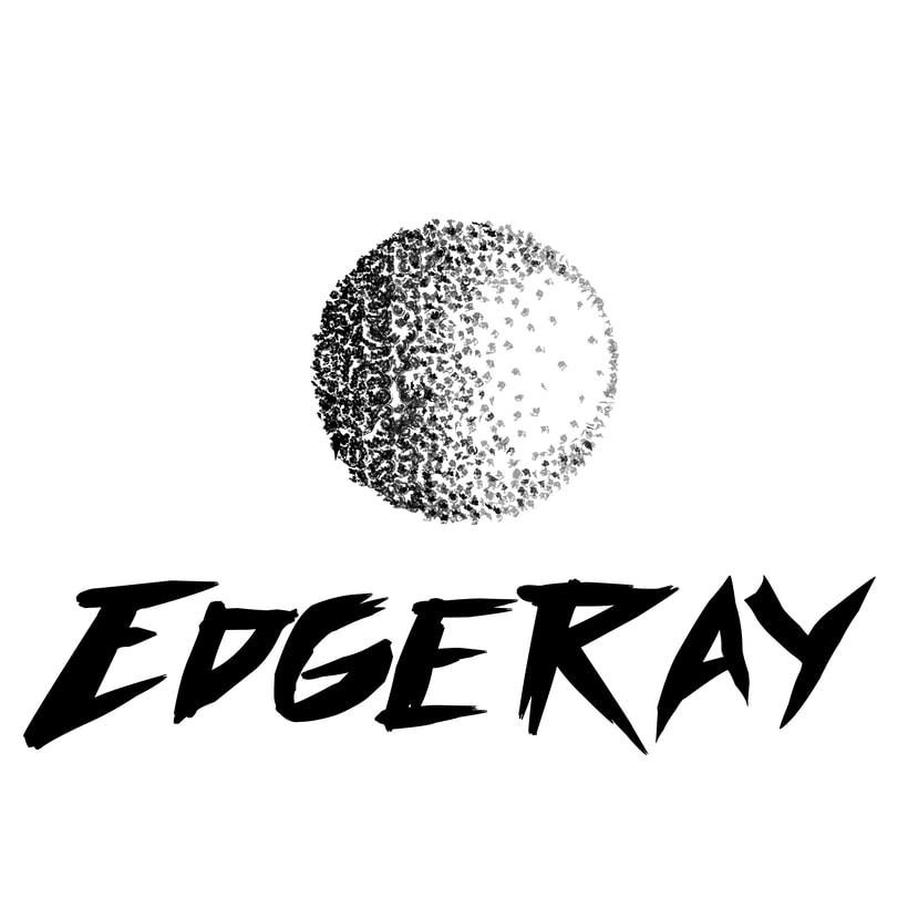 Edgeray - Diseño de logo 0