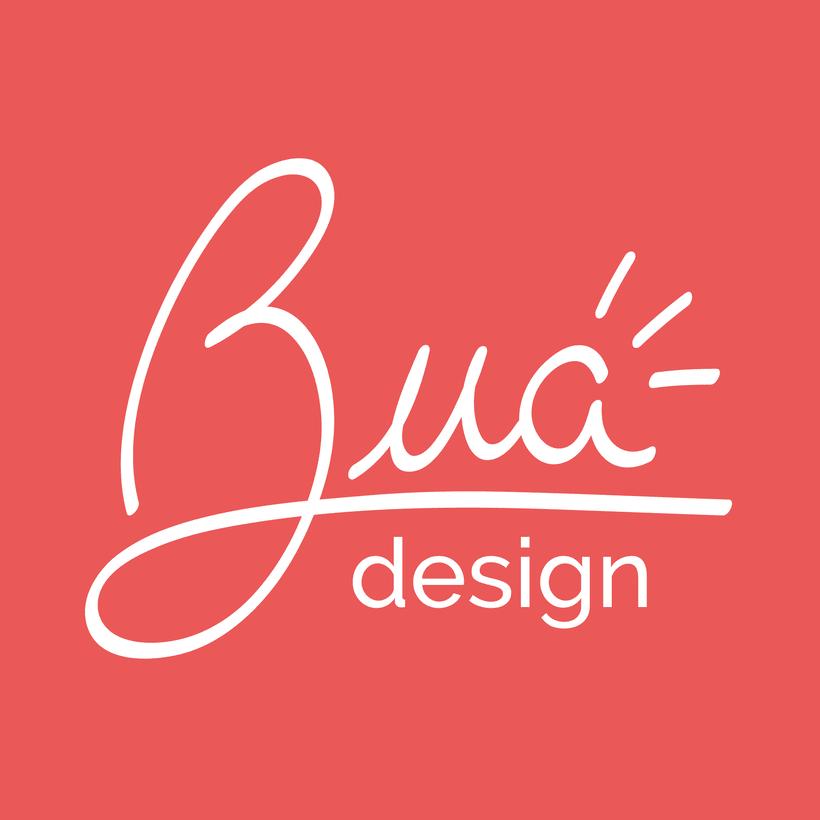 Bua - Diseño de logotipo 0