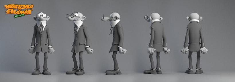 Mortadelo y Filemón (2014) 1
