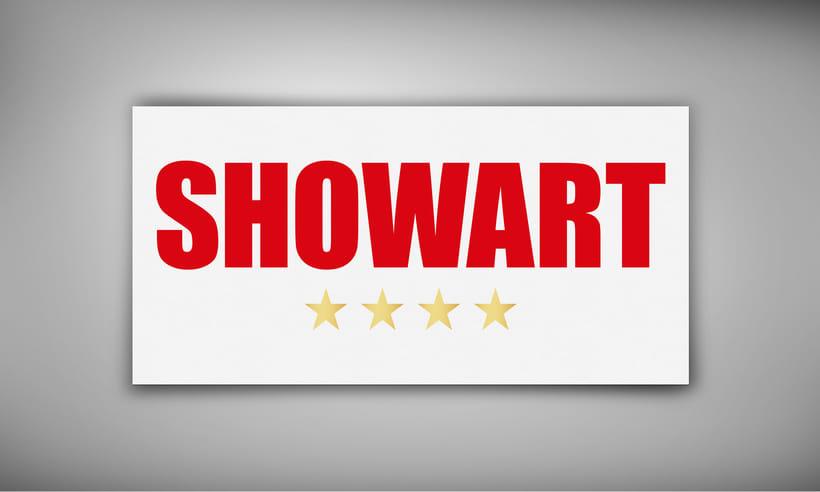 """Rediseño """"Showart"""" 1"""