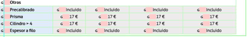 problemas con tablas en indesign 1