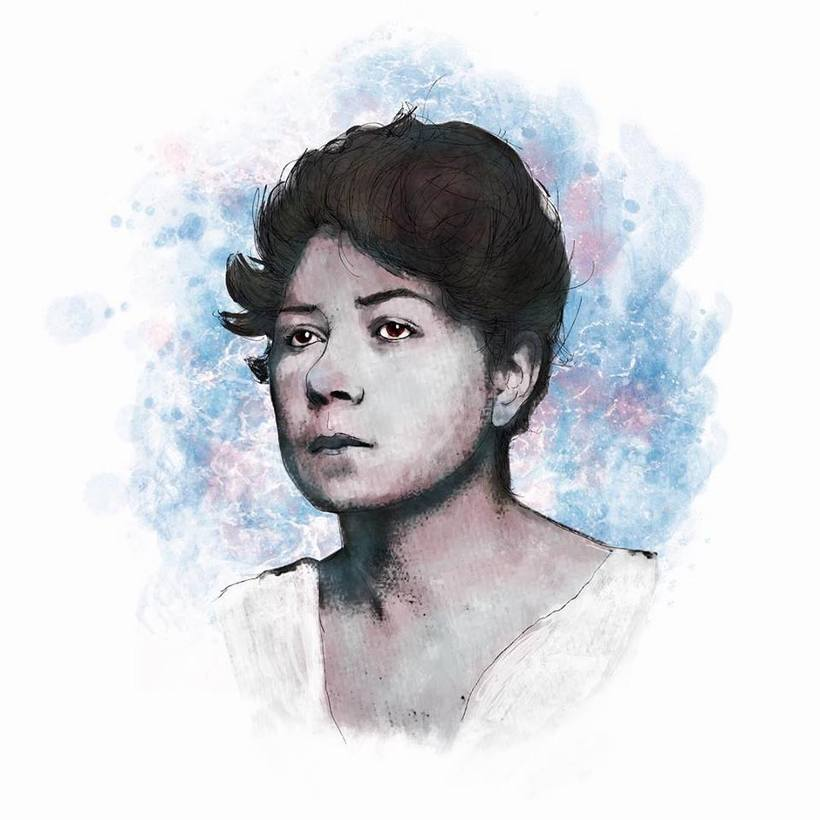 Homenaje a Alfonsina Storni -1