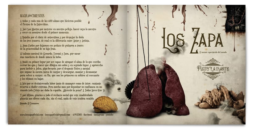 LOS ZAPA - PUNTO Y A MARTE 1