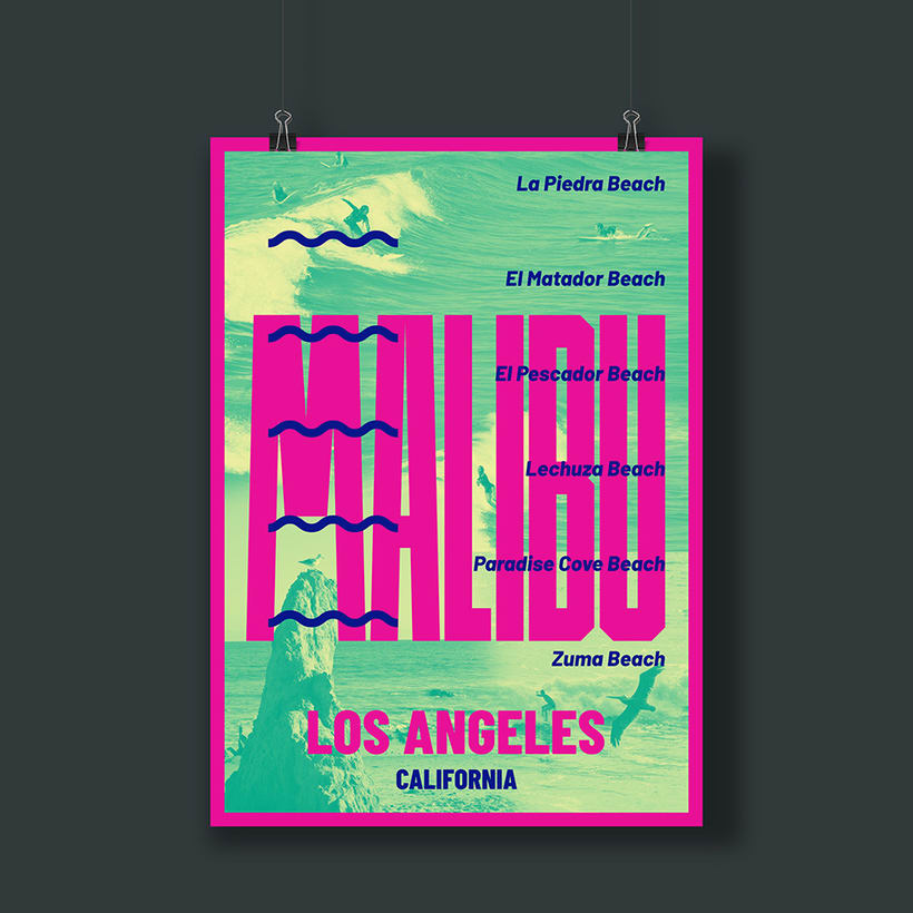 LOS ANGELES POSTERS 2