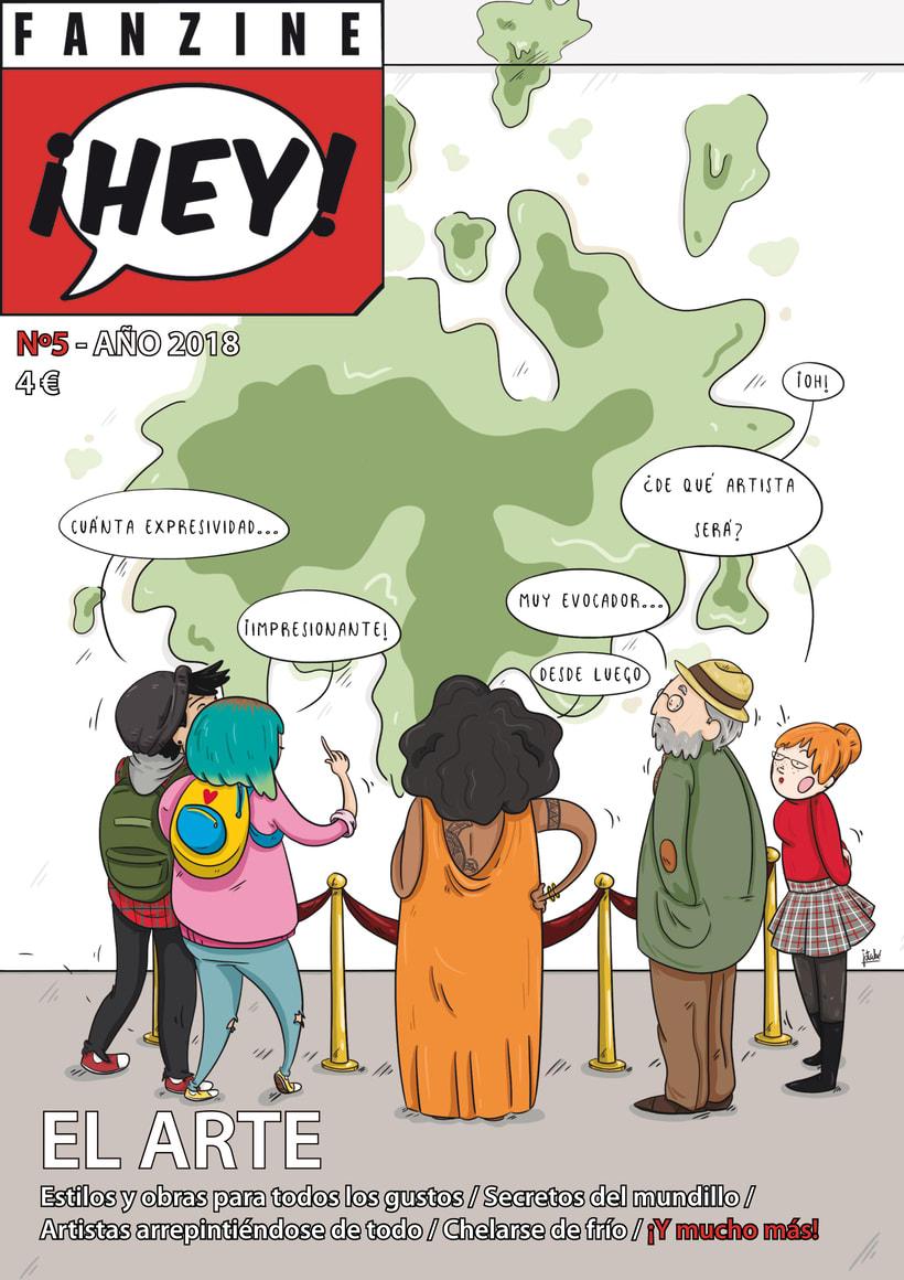 Fanzine ¡Hey! (2014-actualidad) 51